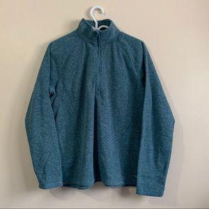 Eddie Bauer Zipper Sweater